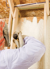 Boston Spray Foam Insulation Services and Benefits